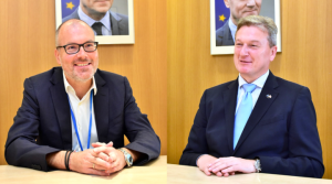EU MAG 新任外交官