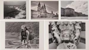 スペイン 〈Galicia y el Camino de Santiago〉シリーズより5点 モノクロ写真 Luis Ocaña