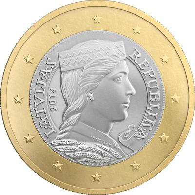 ラトビアがユーロを導入 -1月1日