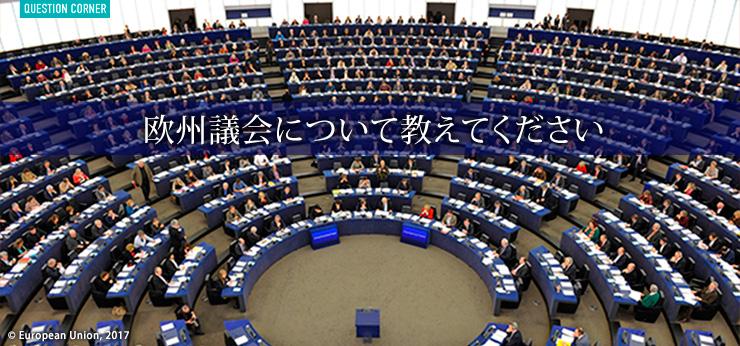 欧州議会について教えてください