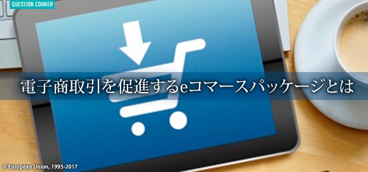 電子商取引を促進するeコマースパッケージとは