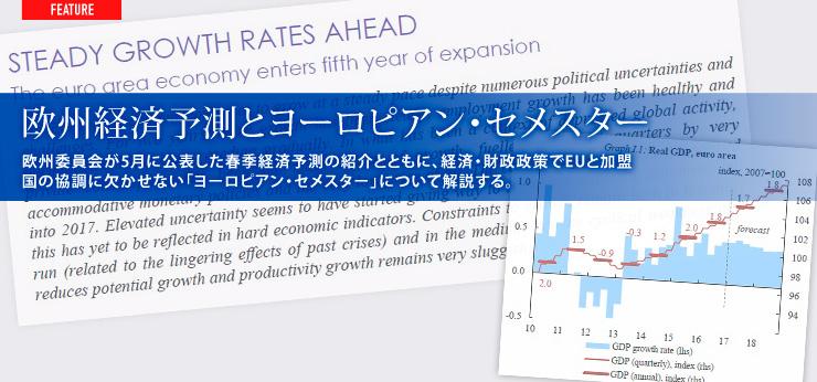 欧州経済予測とヨーロピアン・セメスター